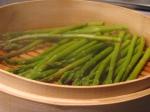 Asparagus check.